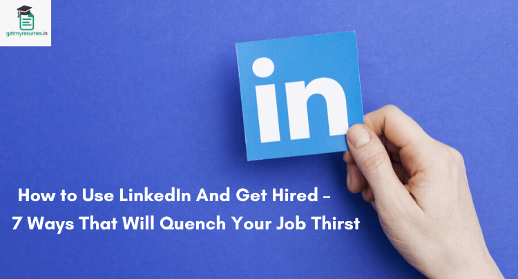 linkedin profile writing tips