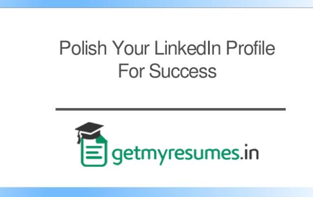 Polish linkedin profile
