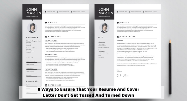 With these 8 Tips Write Effectice Resume & Cover Letter